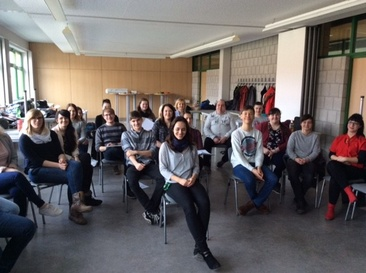 "Azubi-Workshop ""Azubi-Fit 31.01.2018"